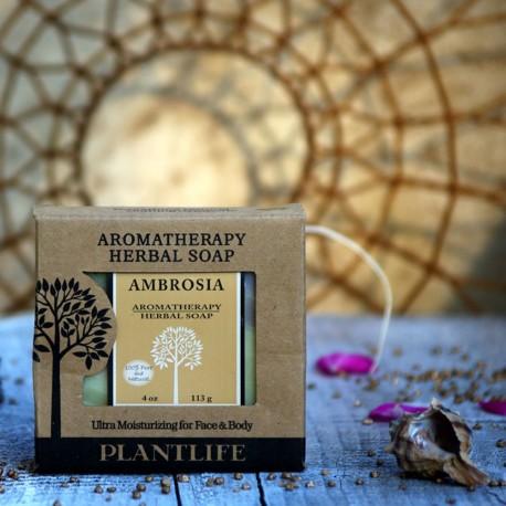 Ambrozja 100 % naturalne mydło PLANTLIFE