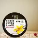 Wanilia Burbońska organiczny mus do ciała - organic shop