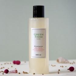 Naturalny szampon do włosów słabych i bardzo suchych The Secret Soap Store