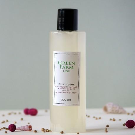 Naturalny szampon do włosów normalnych i  suchych The Secret Soap Store