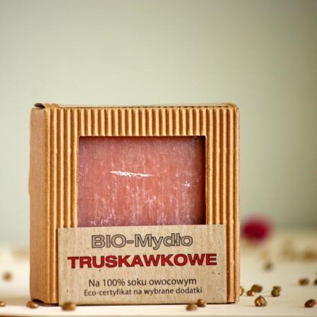 BIO Mydło Truskawkowe The Secret Soap Store