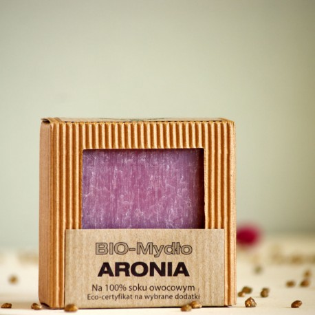 BIO Mydło Aronia The Secret Soap Store