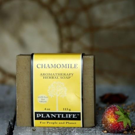 Rumiankowe mydło lecznicze PLANTLIFE