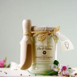 Miodowe mleko do kąpieli z polskimi ziołami The Secret Soap Store
