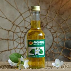 Jaśminowy olejek do włosów KTC 250 ml.