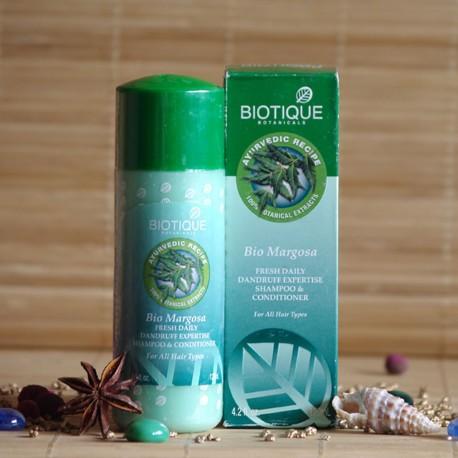 Margosa szampon przeciwłupieżowy Biotique