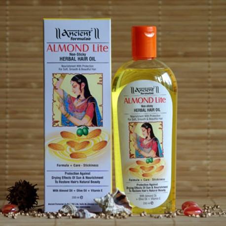 Olejek migdałowy Hesh Herbal do włosów suchych