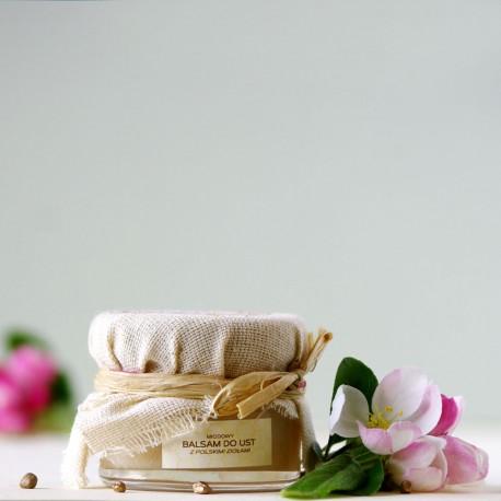 Miodowy balsam do ust z polskimi ziołami The Secret Soap Store