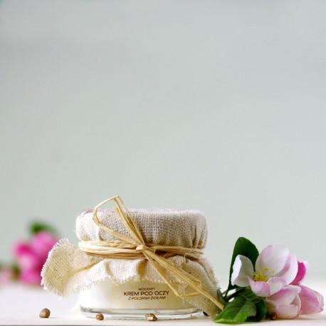 Miodowy krem pod oczy z polskimi ziołami The Secret Soap Store