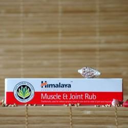 Krem przeciwbólowy Muscle & Joint Rub Himalaya