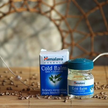 Balsam łagodzący przeziębienie Cold Balm Himalaya