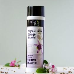 Skarb Sri Lanki szampon do włosów organic shop