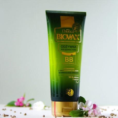 Odżywka BB pogrubienie i zagęszczenie włosów Biovax