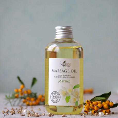 Olejek do masażu jaśminowy Kanu