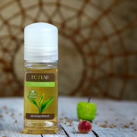 Naturalny dezodorant - kora dębu i zielona herbata EC LAB