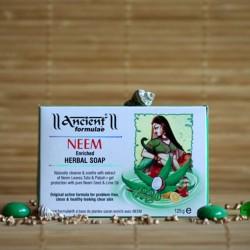 Antybakteryjne mydło neem Hesh