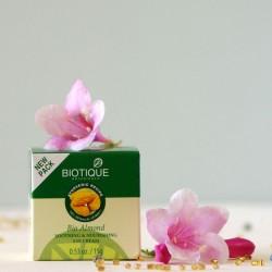 Odżywczo wygładzający krem pod oczy - Biotique