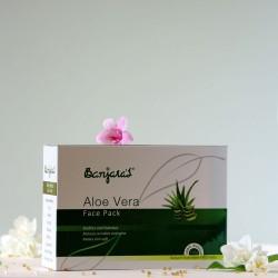 Aloesowa maseczka do twarzy w pudrze - Banjara's