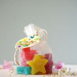 Mydełka owocowe Gwiazdki - The Secret Soap Store