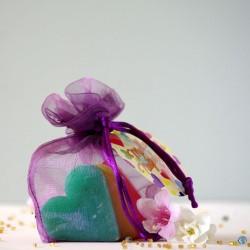 Owocowe mydełka Serduszka - The Secret Soap Store