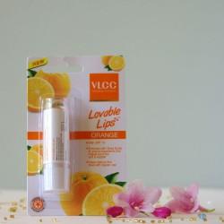 Pomarańczowy balsam do ust - VLCC