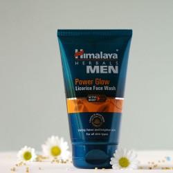 Żel dla mężczyzn do mycia twarzy Himalaya