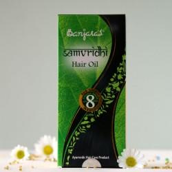 Ajurwedyjski olejek do włosów - Banjara's