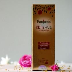Ochronny krem do twarzy skin+ve - Banjara's