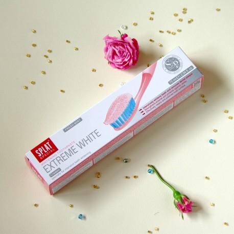 Extreme White wybielająca pasta do zębów - SPLAT