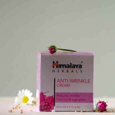 Hipoalergiczny krem przeciwzmarszczkowy - Himalaya