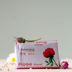 Mydło różane - Patanjali