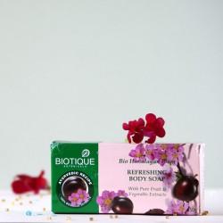 Śliwka Himalajska odświeżające mydło - Biotique