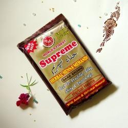 Ziołowa henna Ciemny brąz  - Supreme