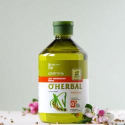 Szampon wzmacniający włosy - O'HERBAL