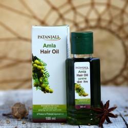 Amla ajurwedyjski olejek do włosów Patanjali