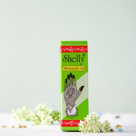 Olejek Shelly utrwalający hennę mehandi