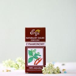 Eteryczny olejek Cynamonowy Etja 10 ml.
