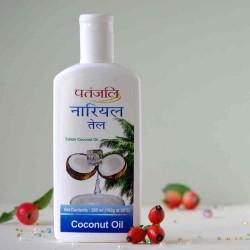 Czysty olej kokosowy - Patanjali