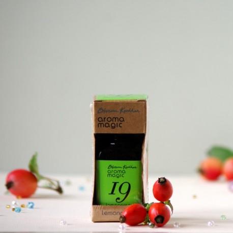 Eteryczny olejek Lemongrasowy - aroma magic