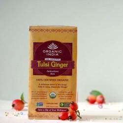 Herbata Tulsi & Imbir - Organic India