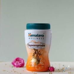 Ziołowa pasta Chyavanprasha - Himalaya
