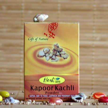 Kapoor Kachli Hesh - zwiększa objętość włosów