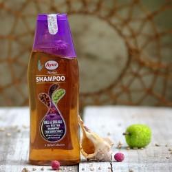 Odżywczy szampon z amlą Ayur