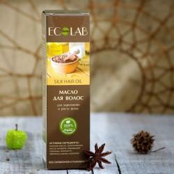 Wzmacniający olejek do włosów EC LAB