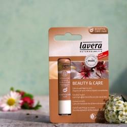 Balsam do ust mleczko migdałowe i masło kakaowe Lavera