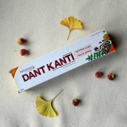 Ajurwedyjska ziołowa pasta do zębów - Patanjali