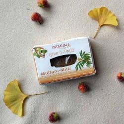 Ajurwedyjskie mydło Multani Mitti - Patanjali