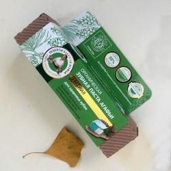 Cedrowa pasta do zębów - Recepty Babuszki Agafii