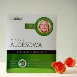 Maska Aloesowa - L'biotica