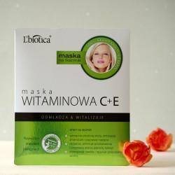 Maska Witaminowa C+A - L'biotica